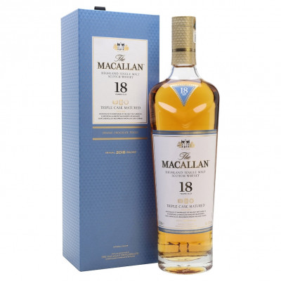 Macallan Single Malt 18 YO 0.7l