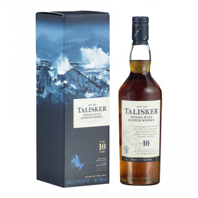 Talisker Isle Single Malt 10 YO