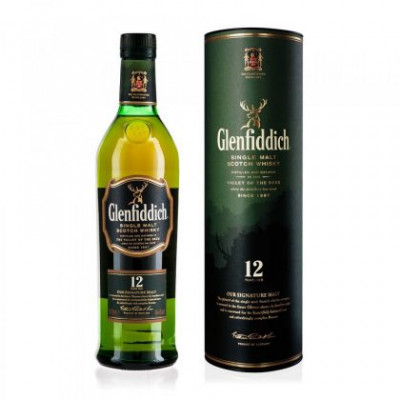 Glenfiddich Single Malt 12