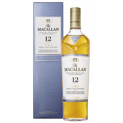 Macallan Single Malt 12 YO
